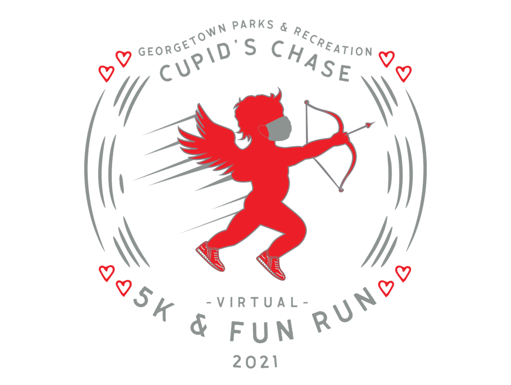 2021 Cupid's Chase Logo